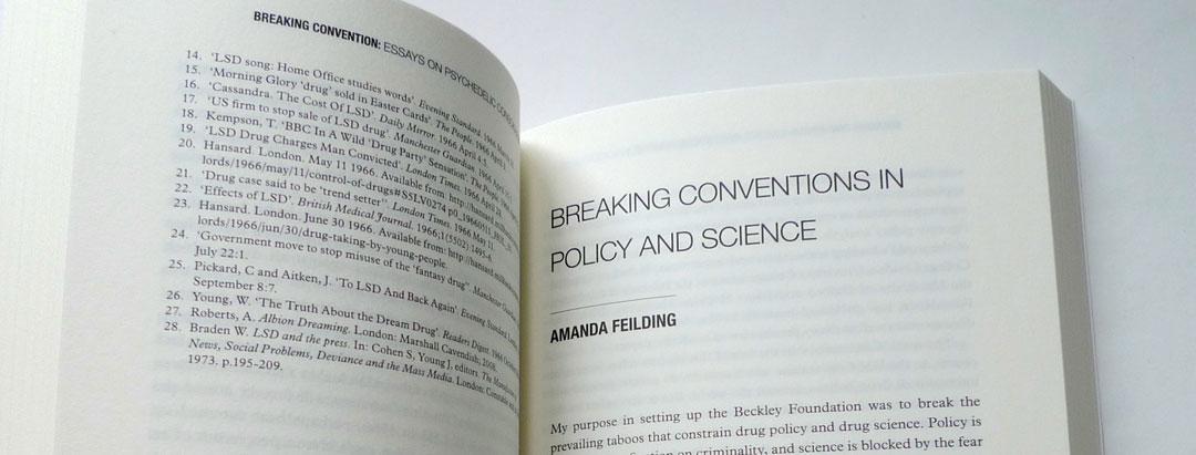 Breaking Convention; pages