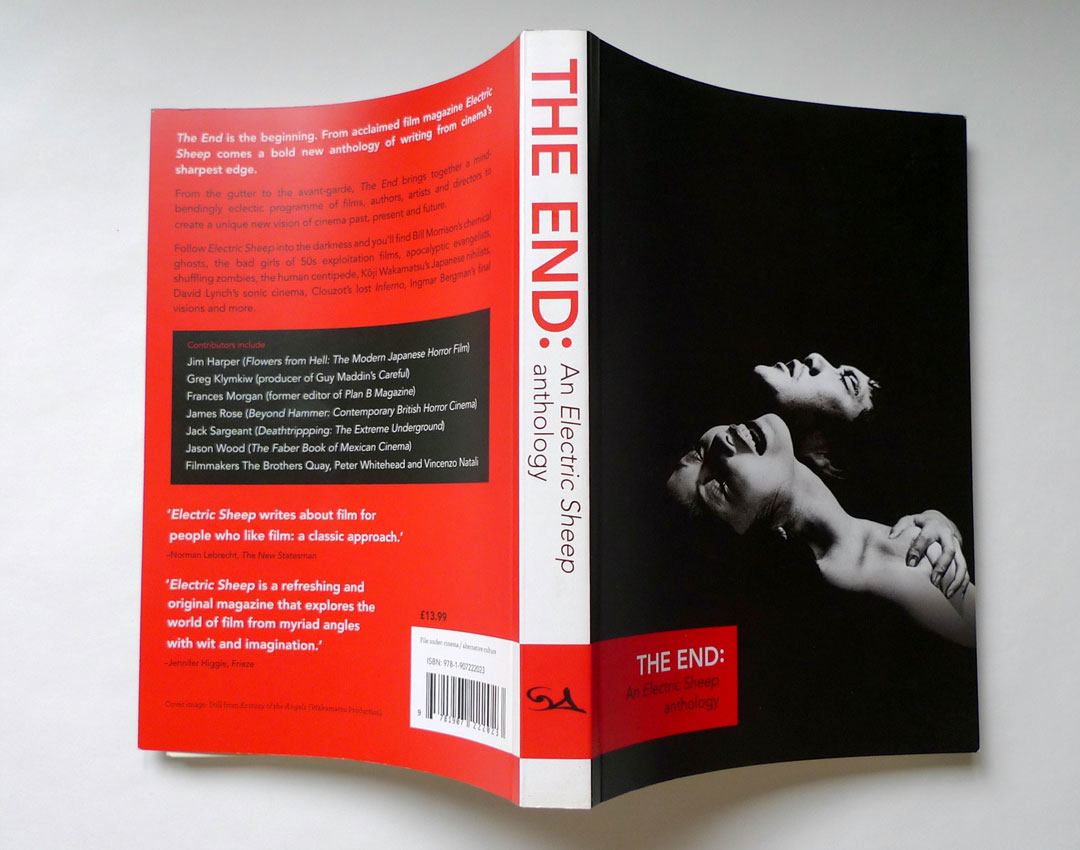 The End; cover